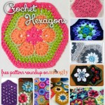 Happy Hexies: 10 Free Crochet Hexagon Patterns!