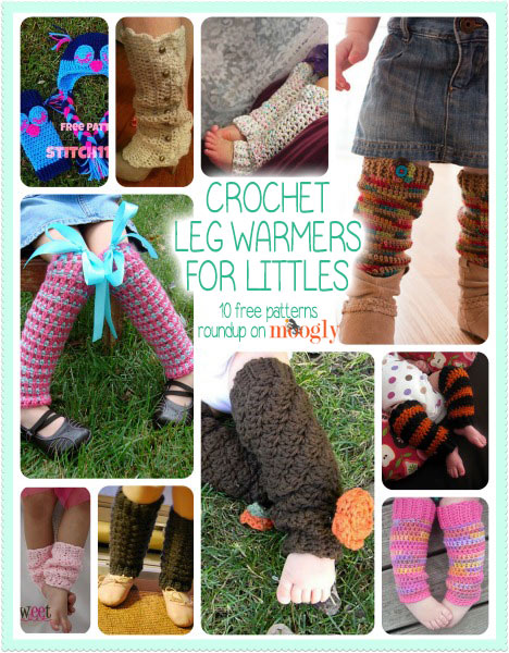 Keep Them Cozy With Crochet Leg Warmers 10 Free Patterns For Littles