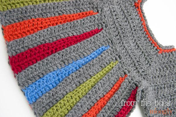 Free Pattern Eloise Baby Sweater Moogly