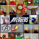 Earth's Mightiest Heroes: Free Crochet Avengers Patterns!
