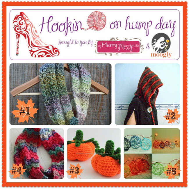Join the best linky party on the web and see the best fiber arts projects - every 2 weeks on Moogly and MyMerryMessyLife!