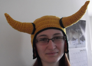 Free #Crochet Avengers Patterns :: Loki Hat