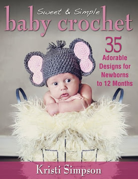 A Moogly Review and Giveaway! Sweet & Simple Baby Crochet