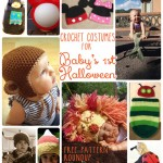 Spooky & Sweet: Baby's First Crochet Halloween Costume! 10 Free Patterns