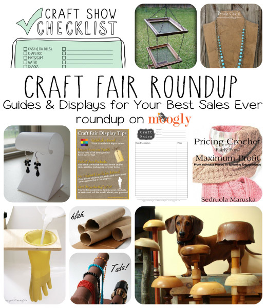 Craft Fair Checklist: Guides & Displays for Your Best Sales Ever ...