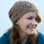 Fallen Leaves Slouch Hat :: Free #Crochet Pattern!
