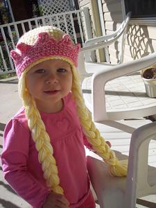 Princess Wig by Stitch11    Free Crochet Wig Patterns 3af4ce79aa3