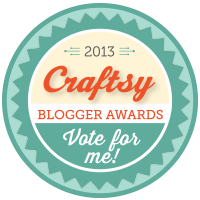 Vote for Moogly in the Craftsy Blogger Awards! Best #crochet tutorials in Knitting and Crochet!