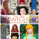 Wild, Wacky and Wonderful: 10 Free Crochet Wig Patterns!
