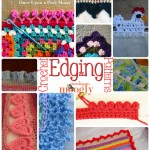 Living on the Edge with 10 Free Crochet Edging Patterns!