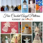 Rejoice! It's 10 Free Crochet Angel Patterns!