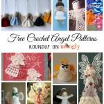 Rejoice! It's 10 Free Crochet Angel Patterns!