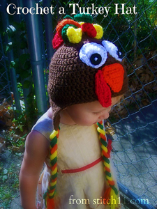 Gobble Gobble! :: Free Crochet Turkey Patterns!