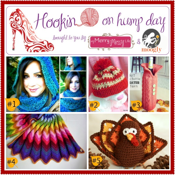 Hookin On Hump Day #59 - the best links from the best link party in fiber arts!