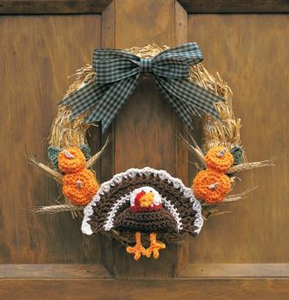 Happy Thanskgiving! :: Free Crochet Turkey Patterns!