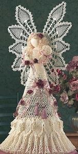 Rejoice Its 10 Free Crochet Angel Patterns Moogly
