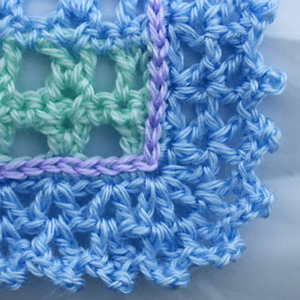 Free Crochet Pattern For Blanket Edging : Living on the Edge with 10 Free Crochet Edging Patterns ...