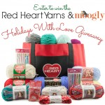 The Red Heart Yarns Holidays With Love Giveaway!