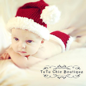Santa Baby  Free Holiday Baby Crochet Patterns! - moogly 8d25dee7797