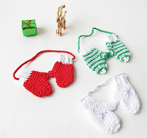 :: Free #Crochet Ornament Patterns