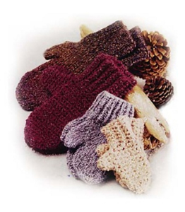 Family of Mittens :: 10 Free #Crochet Mittens Patterns - sizes for the whole family included!