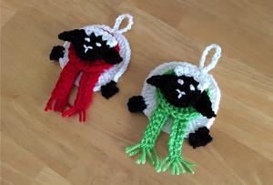 :: Free #Crochet Ornament Patterns