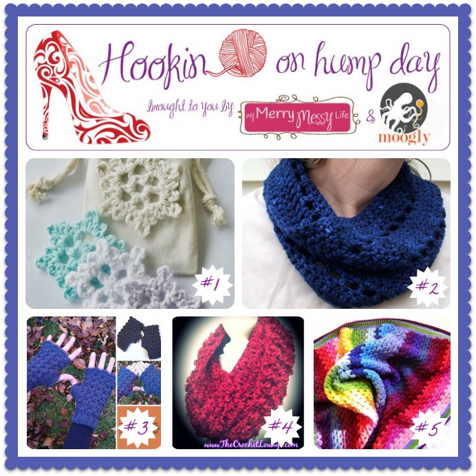 HOHD #60 - the best fiber arts projects from the best link part on the best two crochet blogs around!