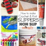 7 Great Ways to Make Slippers Non Slip!