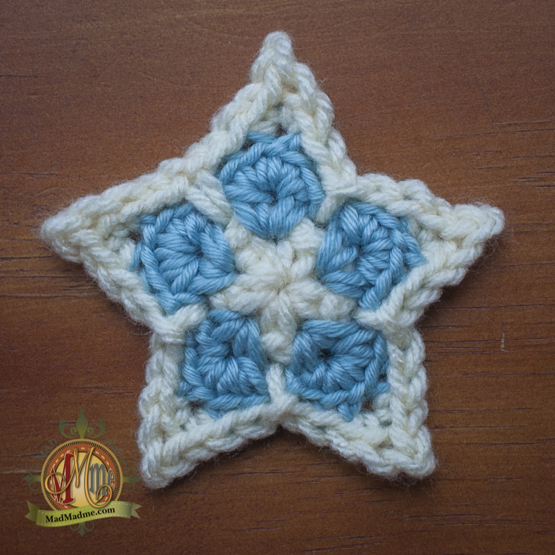 Star Light Star Bright: Guest #Crochet Pattern by MadMadMe on Moogly!