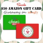 Do you Sussle? A Review and Amazon Gift Card Giveaway!