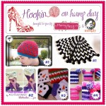 Hookin on Hump Day #62: Link Party for the Fiber Arts