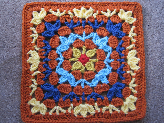 Catalina by Julie Yeager - the Moogly CAL block #2!