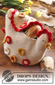 Henny Penny: Free #Crochet Chicken Patterns!