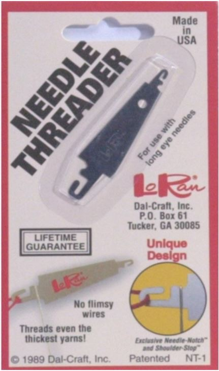 Needle Threader: new and great products for #knit and #crochet!