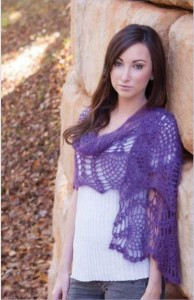 """""""Crochet Wraps Every Which Way"""" - new book by Tammy Hildebrand! Read her interview with Moogly!"""
