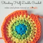 Standing Half Double Crochet