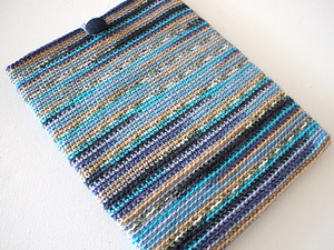 Tablet Sleeve: Free #Crochet Pattern
