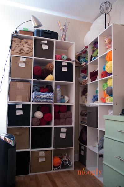 Get Those Yarns In Line Yarn Organization Ideas To Use