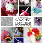 Crochet is Magic: 10 Free Crochet Unicorn Patterns!