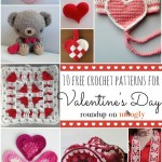 Sweet on Crochet: 10 More Free Valentine Patterns!