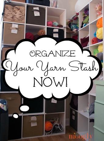 Yarn Storage Ideas   Get That Stash Organized In 2014!