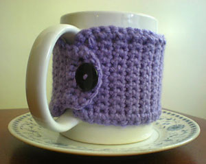 10 Free Patterns For Marvelous Crochet Mug Cozies