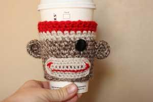 Café Au Crochet 10 Free Crochet Coffee Cup Cozies Moogly