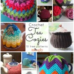 Care for a Cuppa Crochet? 10 Free Tea Cozy Patterns!