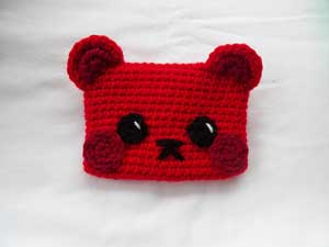 How to crochet bear applique How to crochet a circle for beginners ... | 225x300
