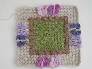 """Whether or not you've joined the Moogly Afghan Crochet-a-Long, you'll want to check out these 10 gorgeous patterns for free afghan squares - all 12"""" and using a 5.5mm hook!"""
