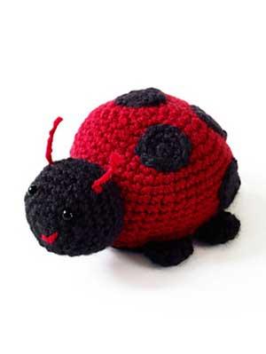 Lucky Ladybugs! 10 Free Ladybug Crochet Patterns - moogly
