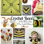 It's the Bee's Knees: The Buzz on 10 Free Bee Crochet Patterns!