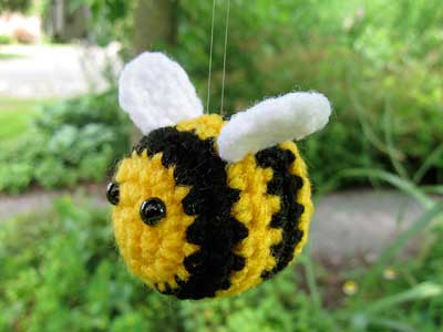 bee Free crochet pattern | Crochet | Pinterest
