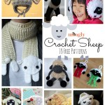 Mary Had a Little Lamb, and 10 Free Crochet Sheep Patterns!